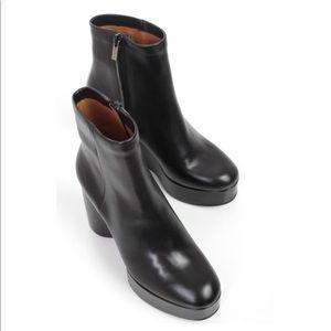 Robert Clergerie Shoes - Robert Clergerie __ Belen Platform Ankle Boots